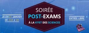 Soirée Post-Exams