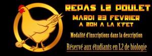 REPAS L2 POULET