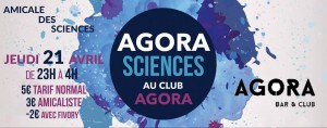 Agora'Sciences !